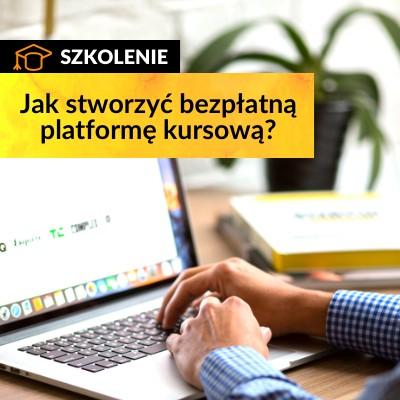 laptop-dlonie-szkolenie-jak-stworzyc-bezplatna-platforme-kursowa-grafika-produktowa